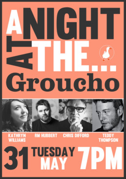 LGM Live Groucho Club Soho Chris Difford